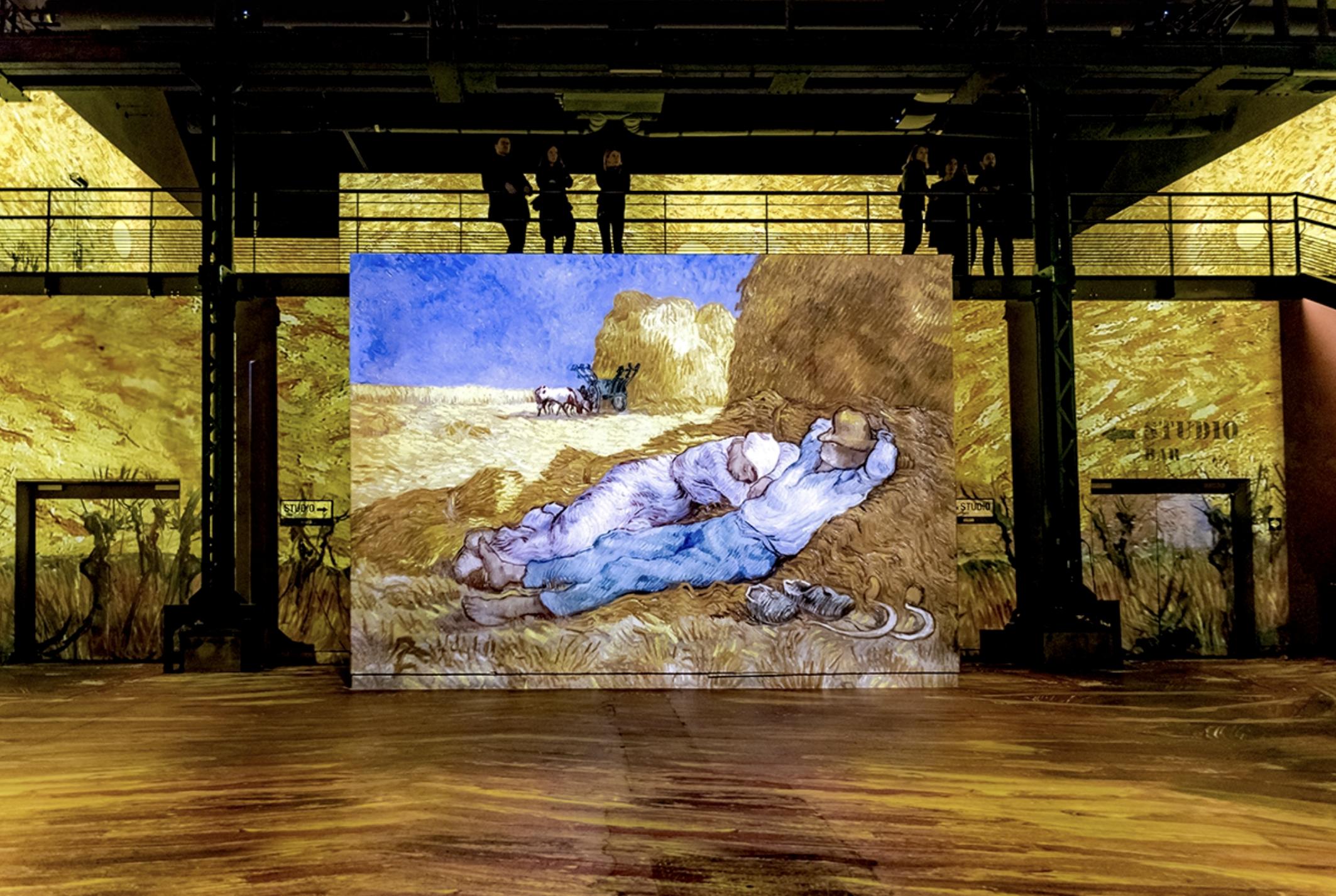 Visite exposition Van Gogh a PARIS
