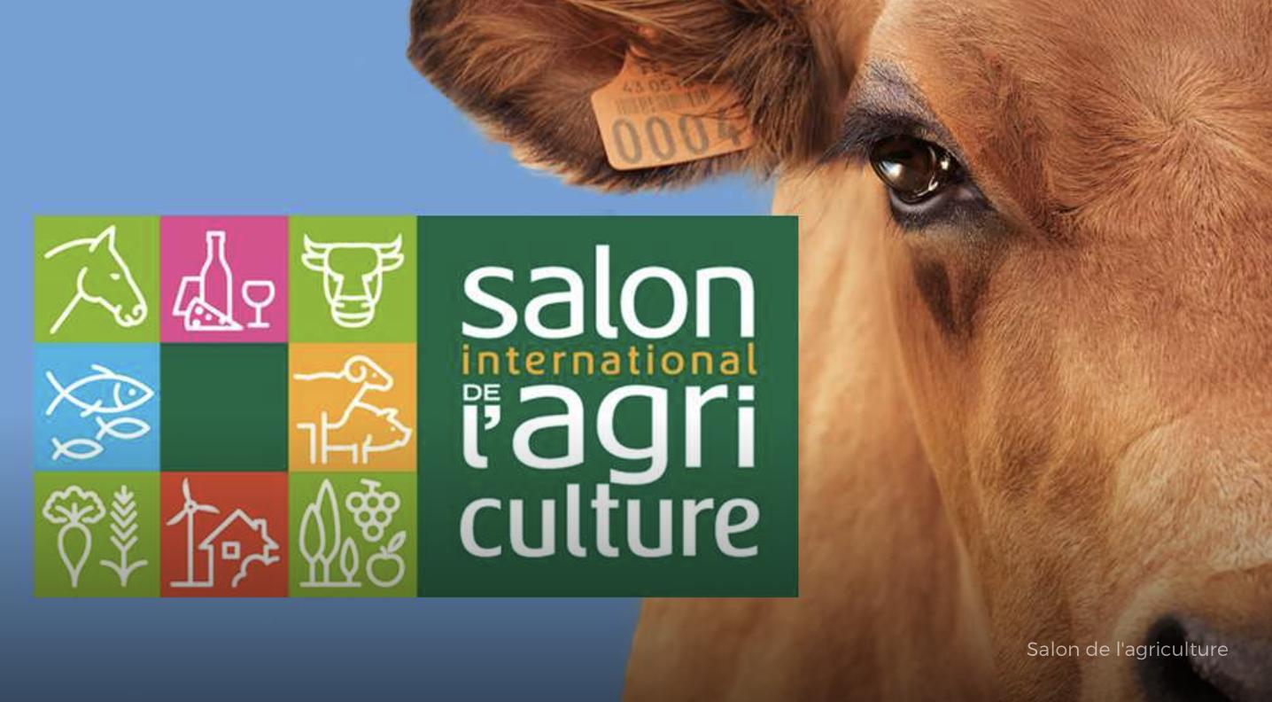 Auberge de Jeunesse Salon International agriculture PARIS