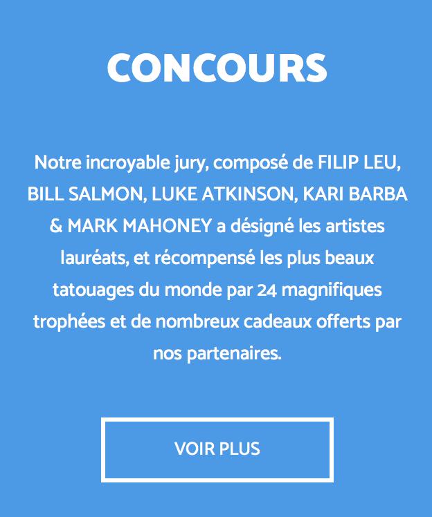 week-end PARIS pas cher - Mondial du Tatouage PARIS